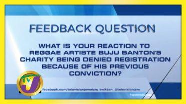 TVJ News: Feedback Question - January 29 2021 10