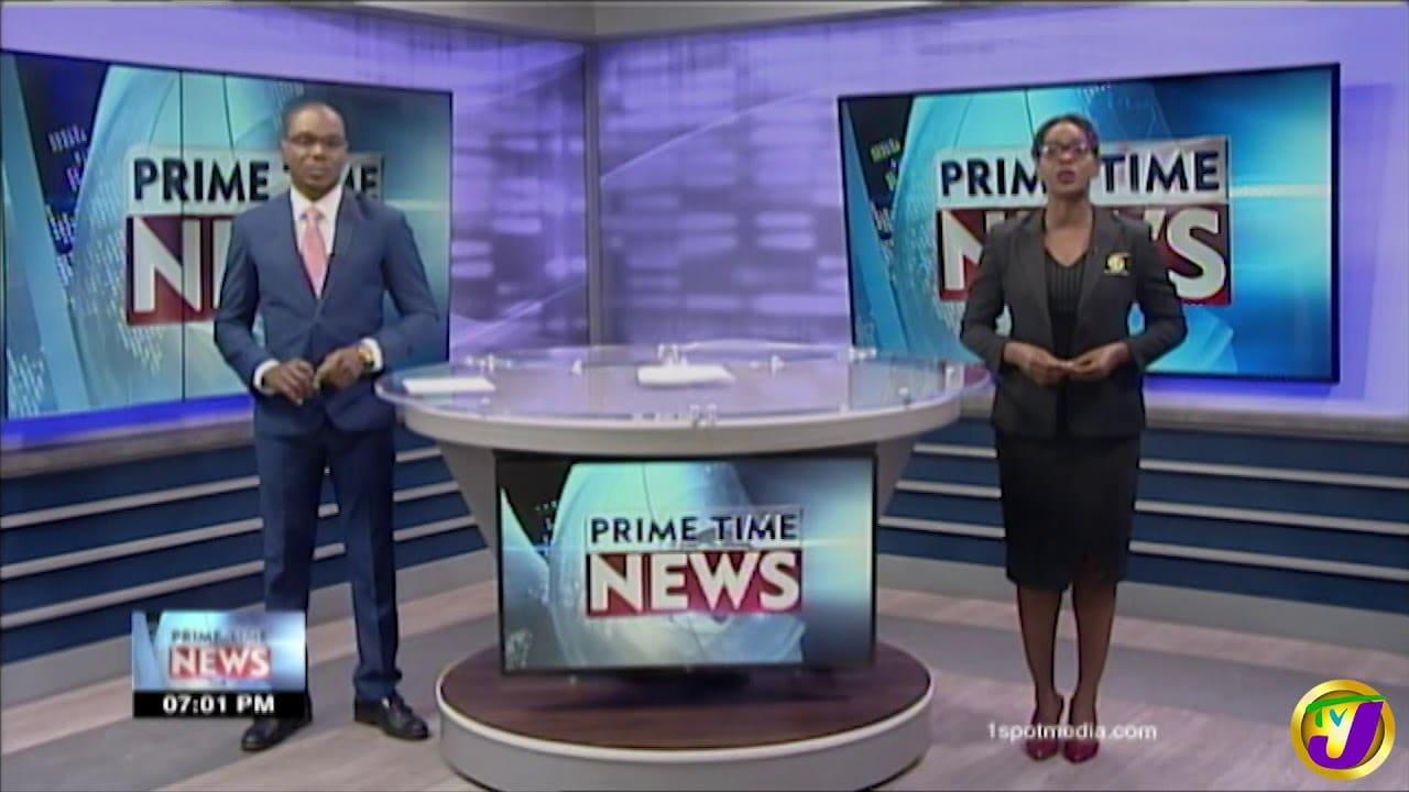 TVJ News: Jamaica News Headlines - February 8 2021 1