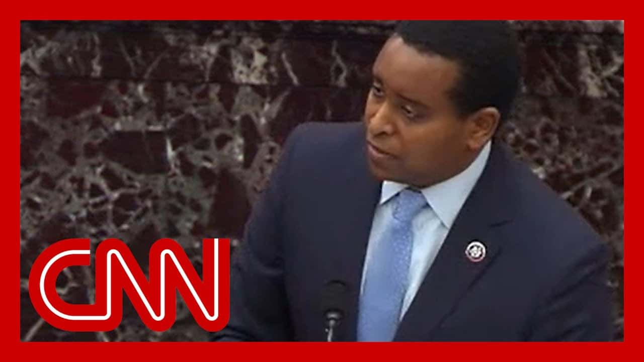 Rioters believed they were following Trump's orders, says Rep. Joe Neguse 1
