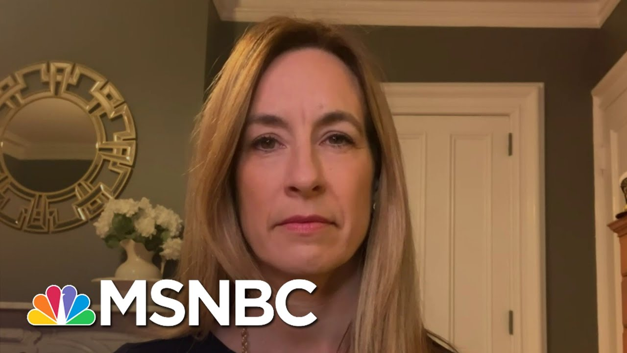 Rep. Mikie Sherrill Reflects On Impeachment Managers' Riot Video | The Last Word | MSNBC 9