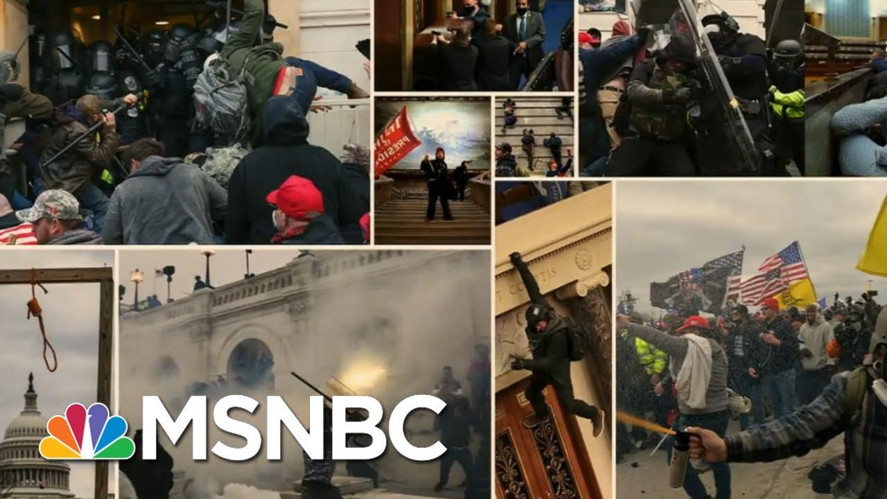 Senate Votes To Proceed With Trump Impeachment Trial   Morning Joe   MSNBC 1
