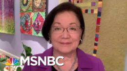 'Unprepared And Incompetent': Senator Criticizes Trump's Defense | Morning Joe | MSNBC 8