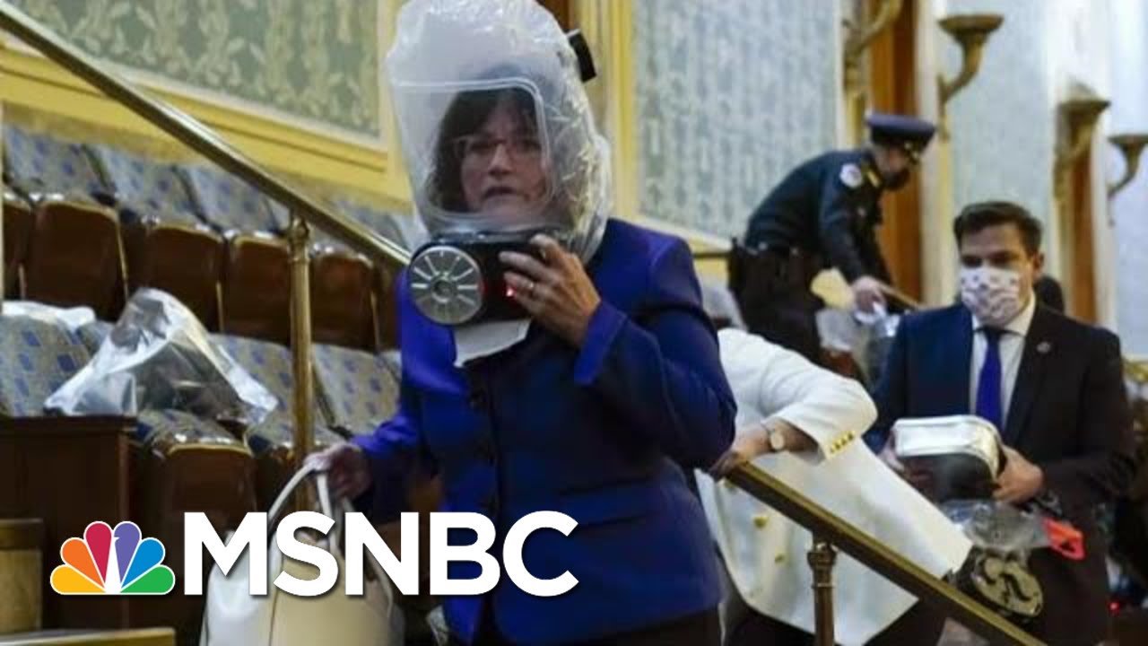 'Powerfully Depressing': Former Senator Reacts To Footage Shown In Trial | Morning Joe | MSNBC 1