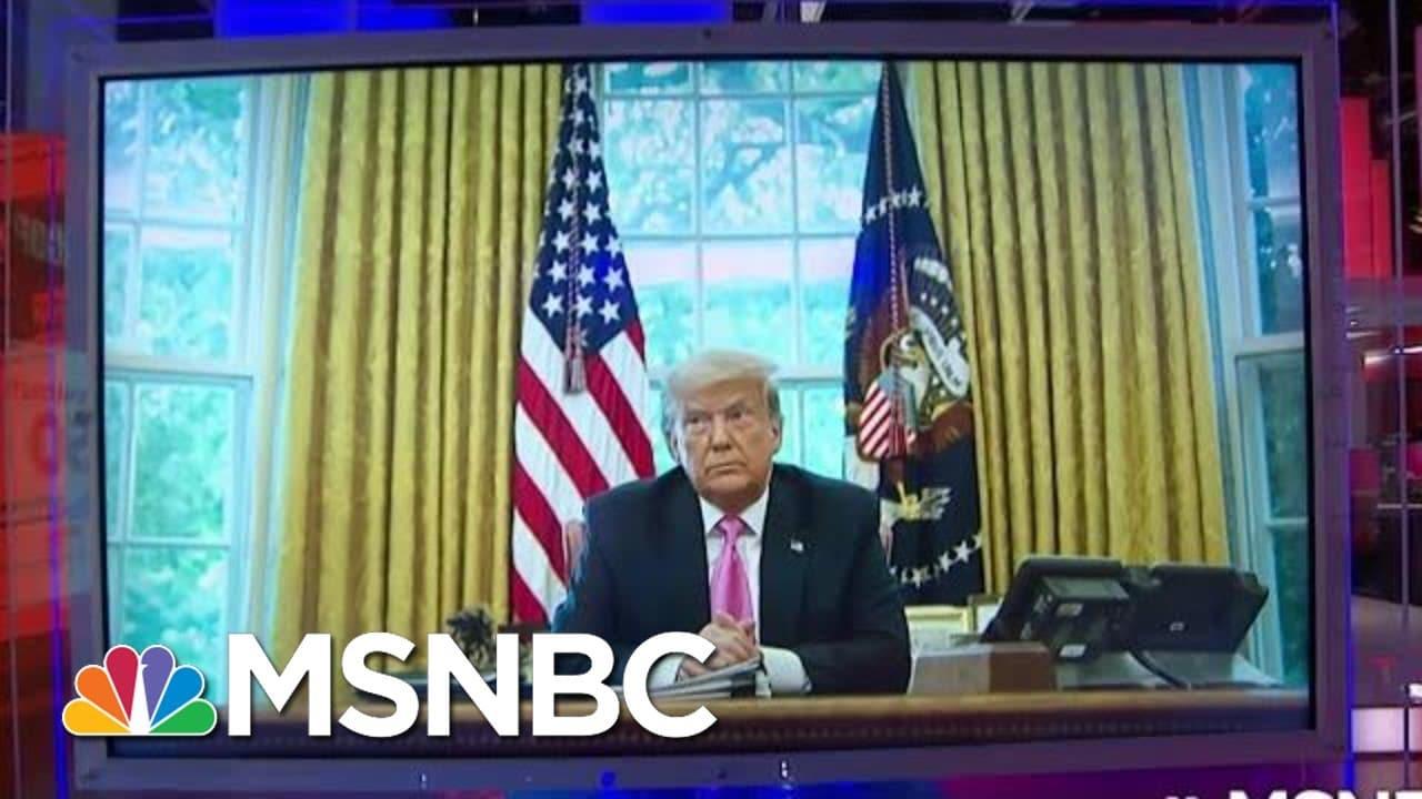 Georgia Prosecutors Open Criminal Probe Into Trump's Call To Sec. Of State | MTP Daily | MSNBC 2