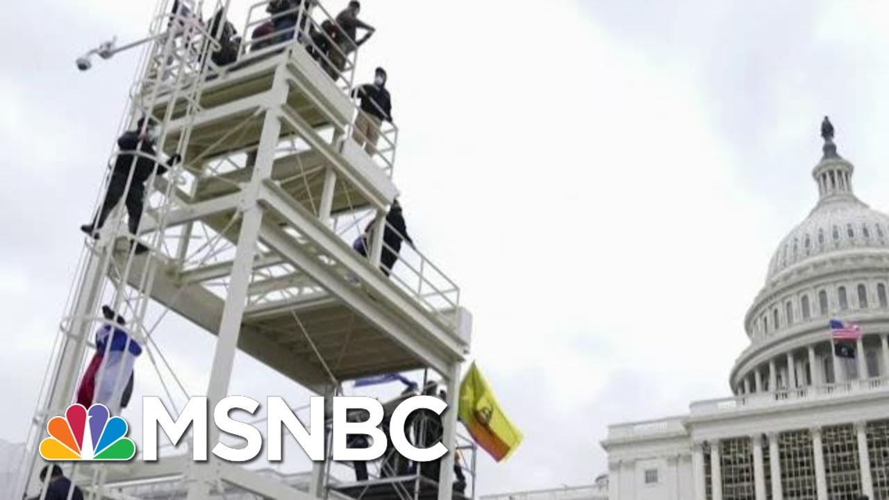 A Time For Moral Clarity In The United States | Morning Joe | MSNBC 6