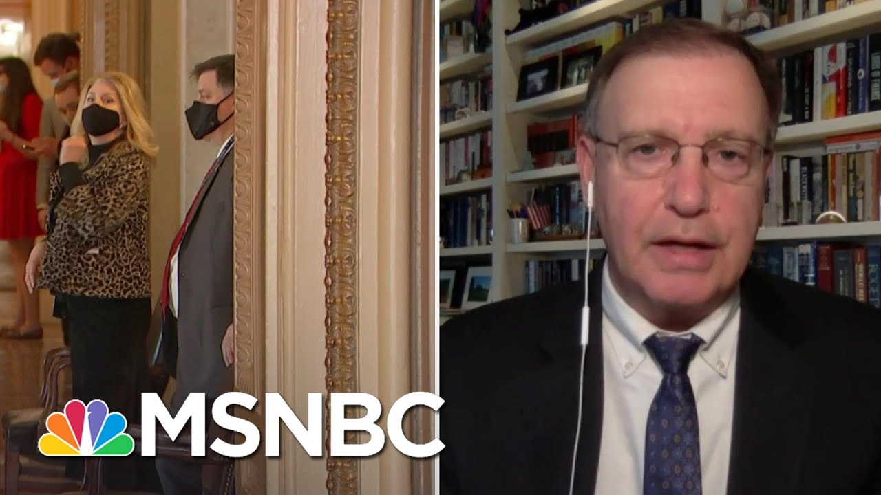 Chuck Rosenberg Breaks Down Impeachment Prosecution's 'Brick-Upon-Brick' Approach   MSNBC 1