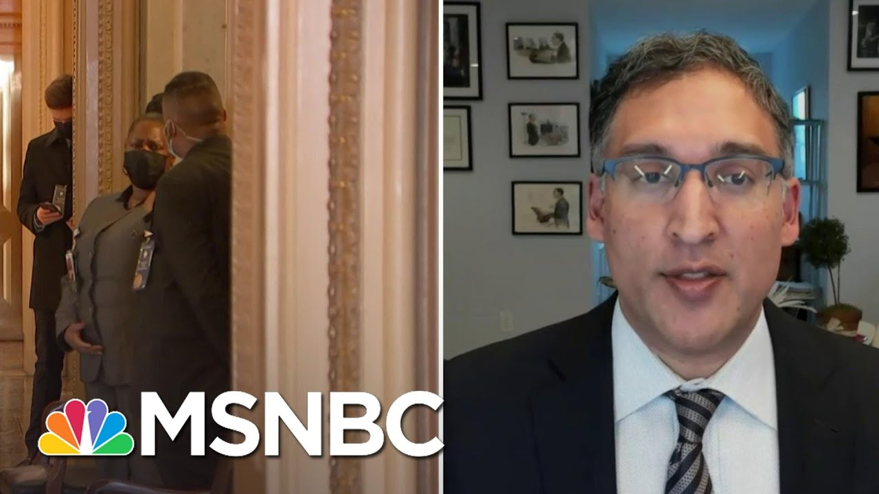 Neal Katyal: House Managers' Presentations Opposite Of Trump Lawyers' 'Horror Show' | MSNBC 8