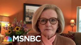 'Heartbreaking': McCaskill Reacts To Powerful New Evidence In Trump Impeachment Trial   MSNBC 8