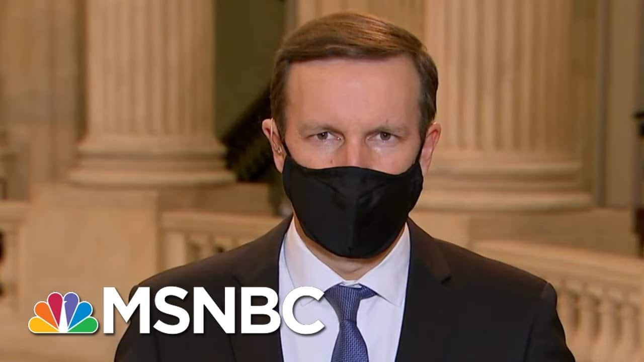 Sen. Murphy: House Managers Laid Out More Than One Impeachable Offense From Trump | All In | MSNBC 1