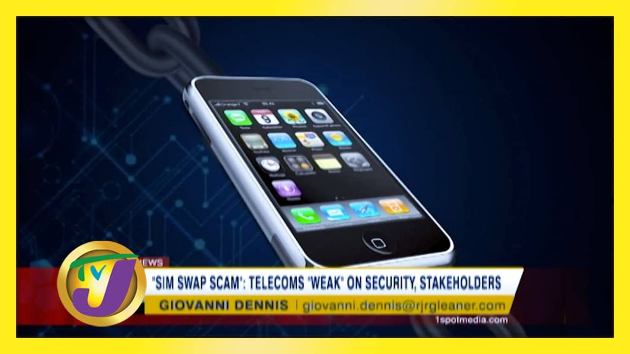 Sim Swap Scam: Telecom 'Weak' on Security, Stakeholders - February 9 2021 1