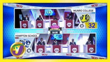 Munro College vs Hampton School: TVJ SCQ 2021 - February 9 2021 6