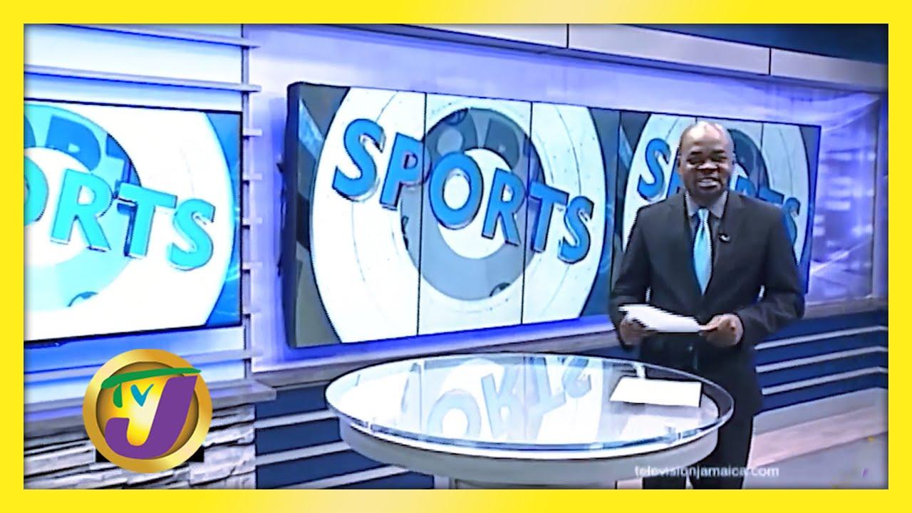 TVJ Sports News: Headlines - February 9 2021 1