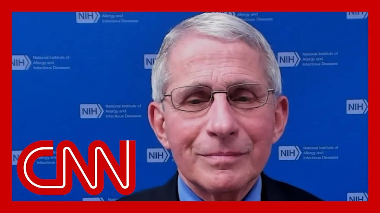 Dr. Fauci: There is light at the end of the tunnel, but it's up to us 1