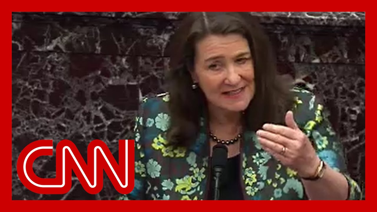 Degette: Rioters said they were following Trump   2nd Trump impeachment 1