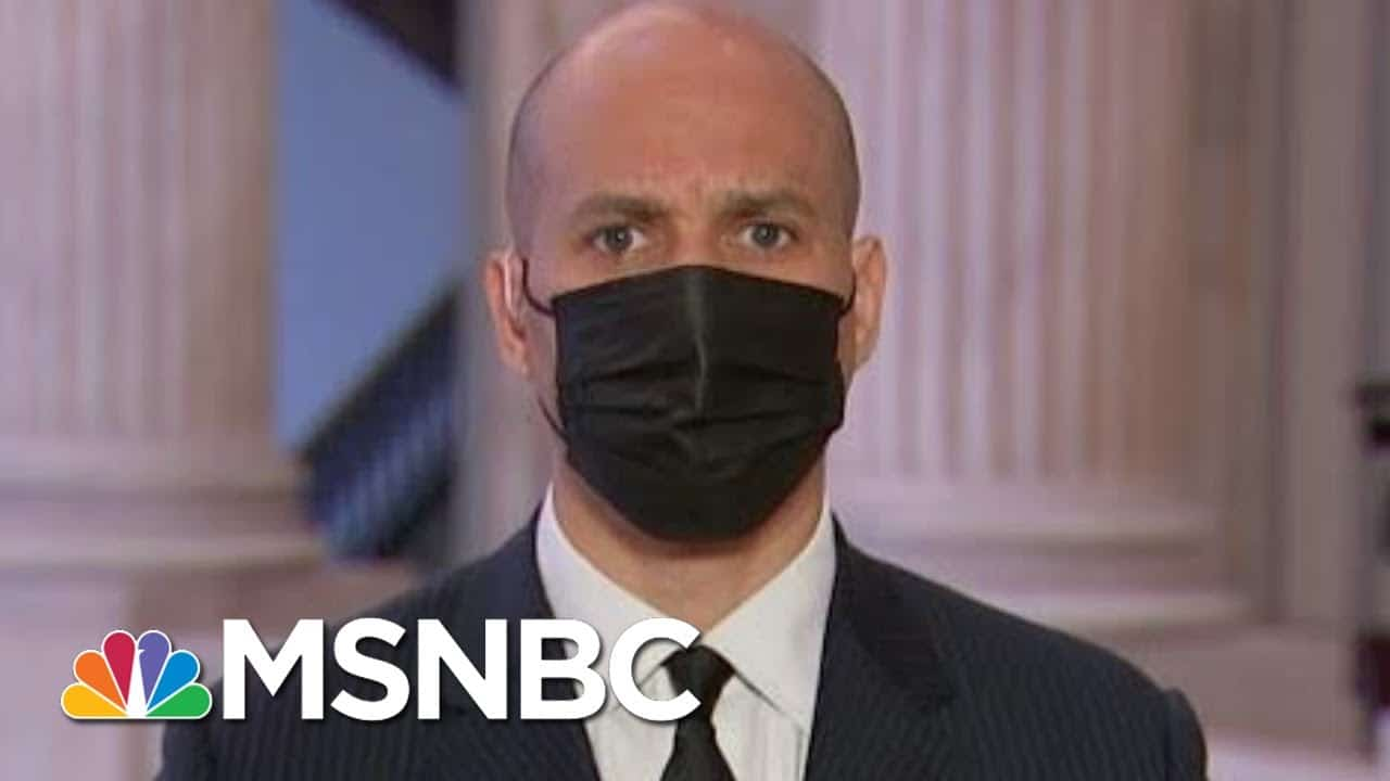 Sen. Booker: This Is A Moment Where We Need Profiles In Courage | Morning Joe | MSNBC 6