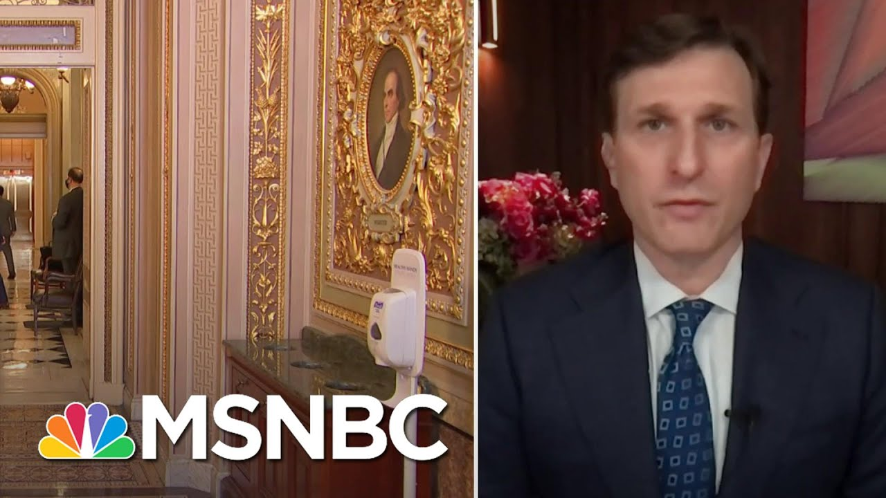 Daniel Goldman Discusses The Strategy Trump's Defense May Use In His Impeachment Trial | MSNBC 1