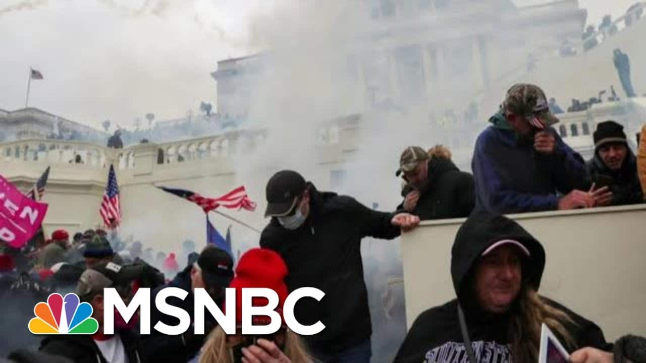 'Terrorist Sympathizer': Trump Accused Of Igniting MAGA Mob As Dems Close Trial 1
