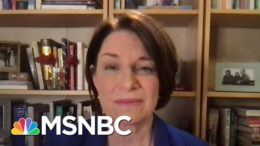 Sen. Amy Klobuchar: House Managers Showed 'What Trump Did & What He Didn't Do' | The ReidOut | MSNBC 4