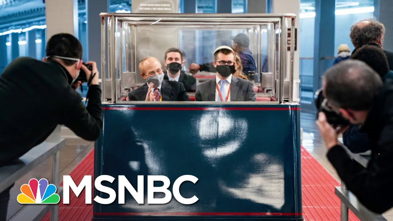Trump Defense May Try To Hide Behind Constitutionality. But It Was Settled | All In | MSNBC 4