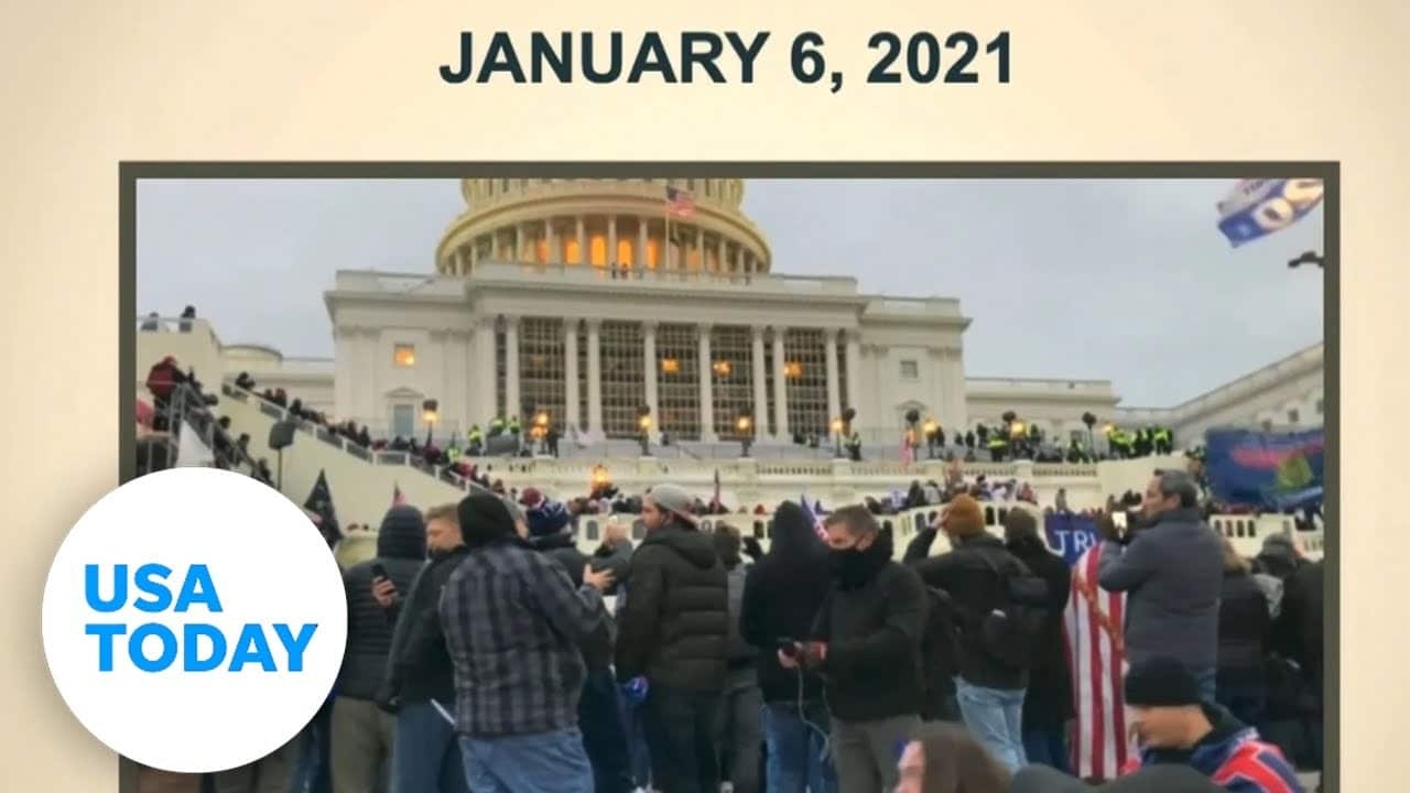 Impeachment prosecutors use rioters' own words   USA TODAY 1