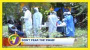 Don't Fear the Swab! - Health report - February 10 2021 5