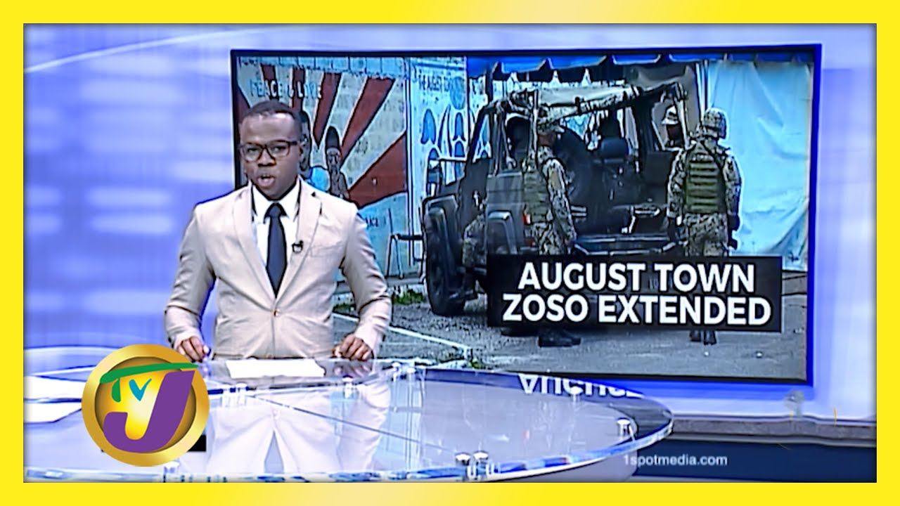 ZOSO in August Town, Jamaica Under the Microscope - February 10 2021 1