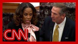 Senator asks impeachment lawyers if Trump won 2020 election 8