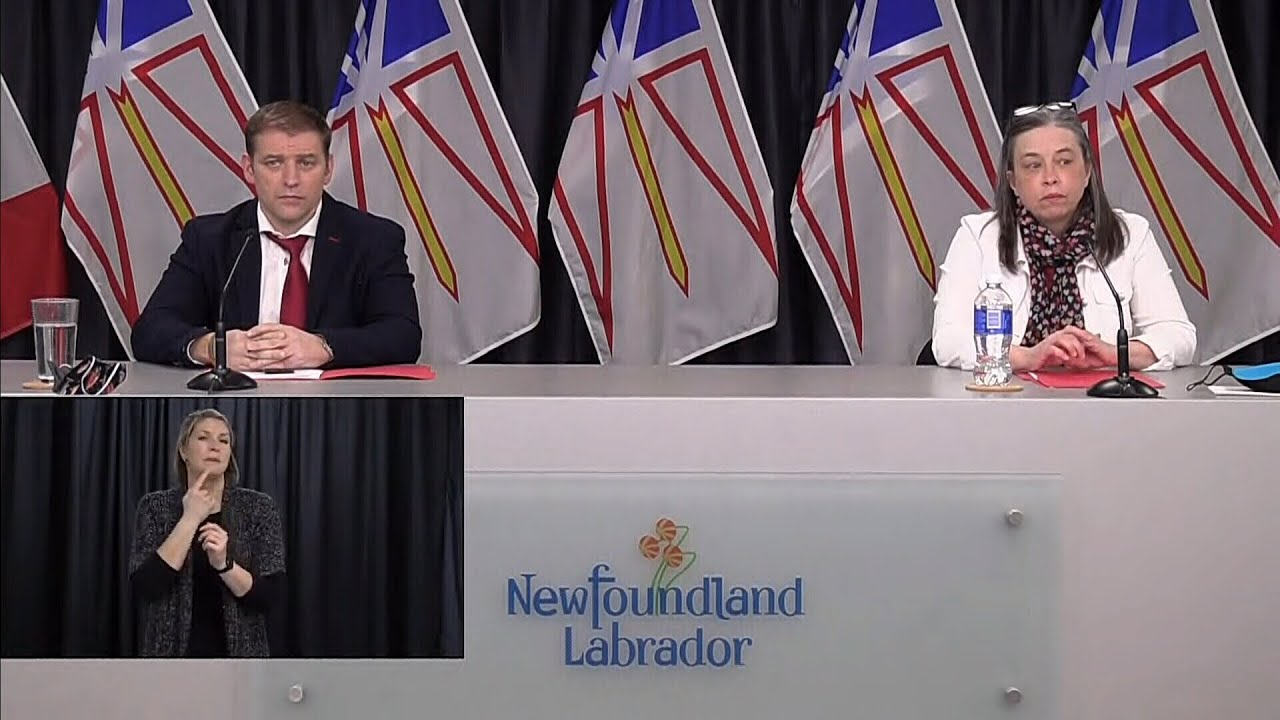 N.L. officials say variant is the cause of growing outbreak in the province 1