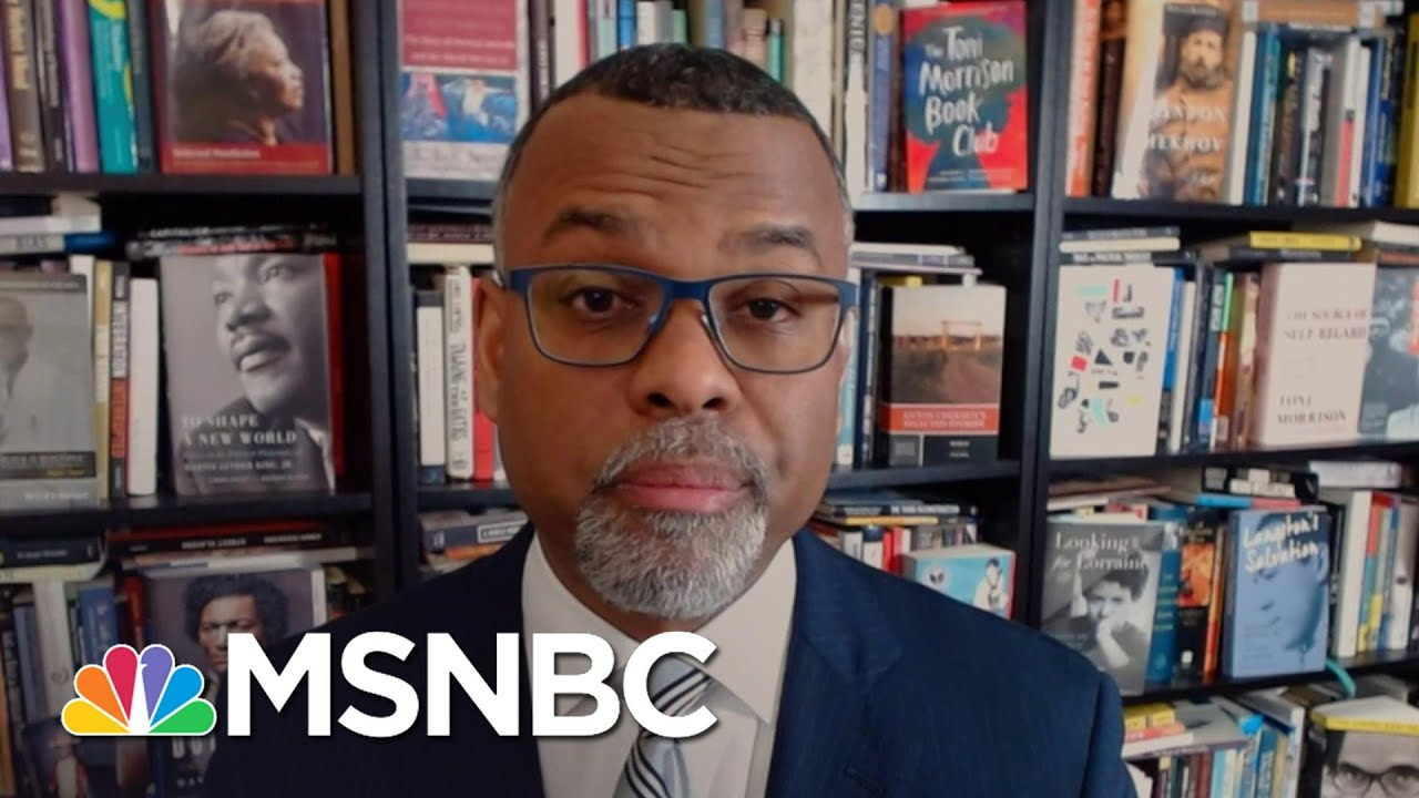 Prof. Glaude: Two Americas On 'Full View' During Impeachment Trial | The Last Word | MSNBC 1