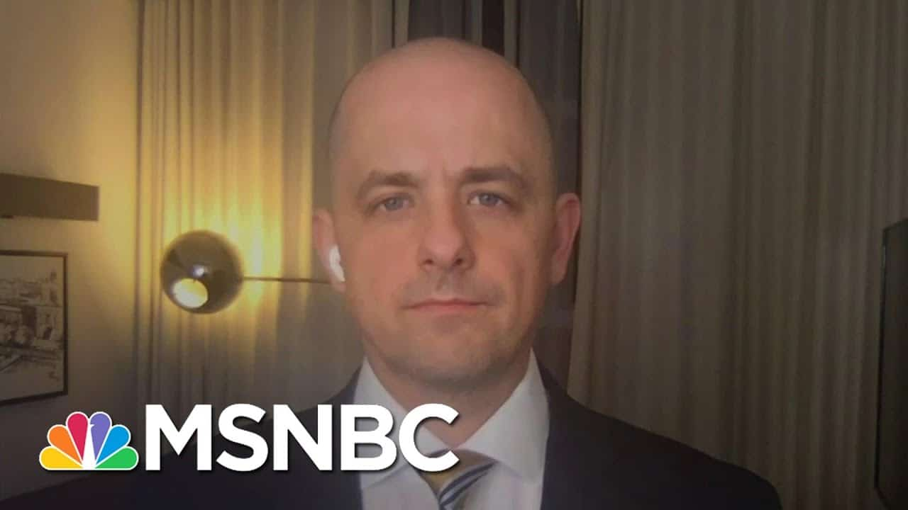 Evan McMullin: The Republican Party Is 'Rotten To The Core' | The Last Word | MSNBC 1