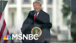 Will Trump Defense Team Rely On 'Olympic Level Whataboutism'? | The 11th Hour | MSNBC 6