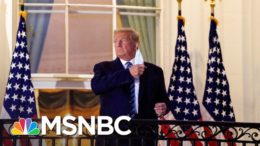 Trump Was A Lot Sicker With Covid Than We Knew NYT Reports | The 11th Hour | MSNBC 7