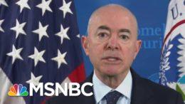 Biden Administration To Begin Processing Asylum-Seekers | Morning Joe | MSNBC 2