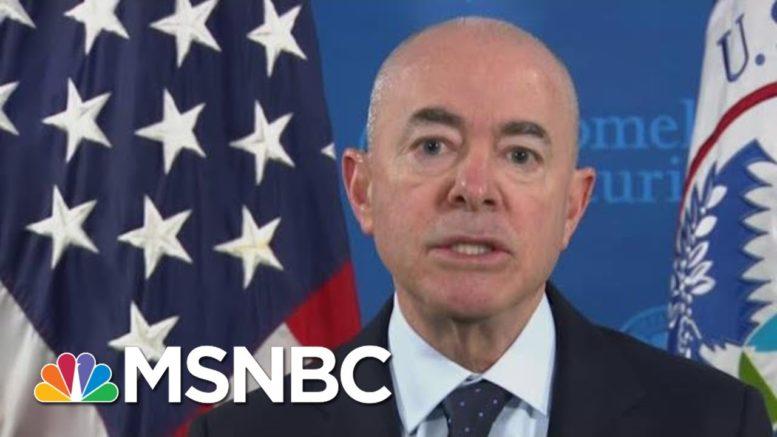 Biden Administration To Begin Processing Asylum-Seekers | Morning Joe | MSNBC 1