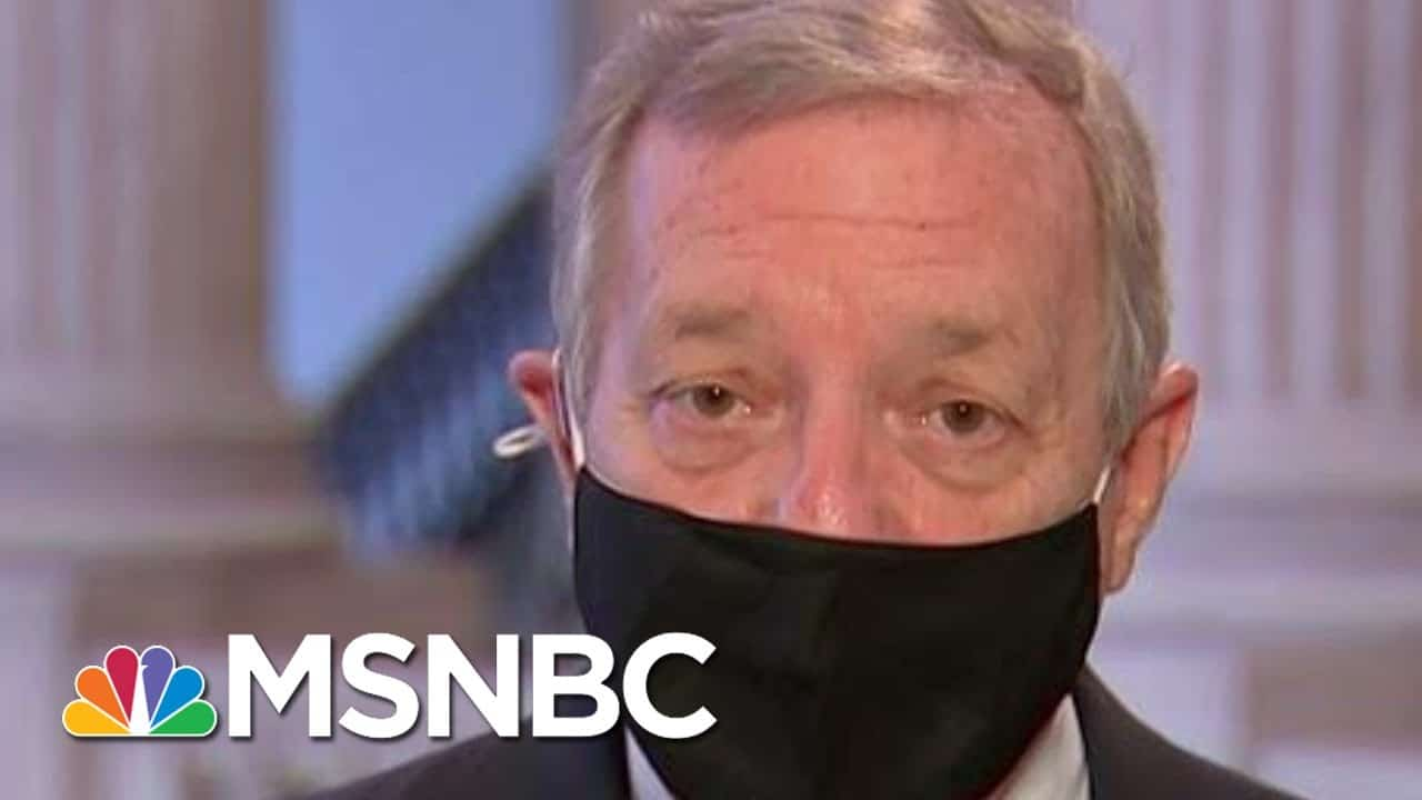 Sen. Durbin: I Don't Know If More Republicans Have Been Swayed | Morning Joe | MSNBC 7