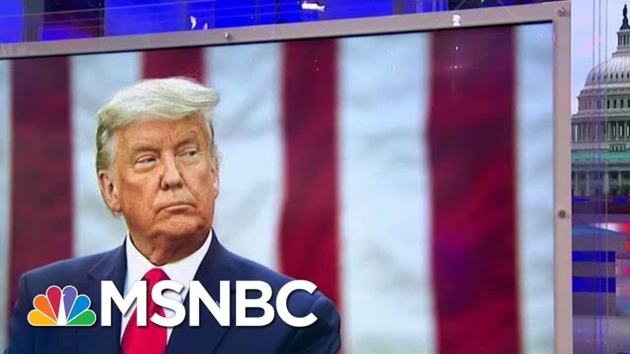 Most Republican Senators Seem Unswayed As Democrats Conclude Impeachment Arguments   MTP Daily 8