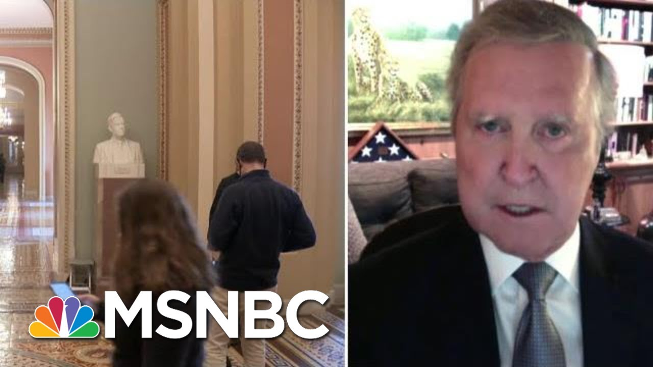 William Cohen: Vote To Acquit Trump Betrays Sacrifice Of Previous Generations   MTP Daily   MSNBC 5