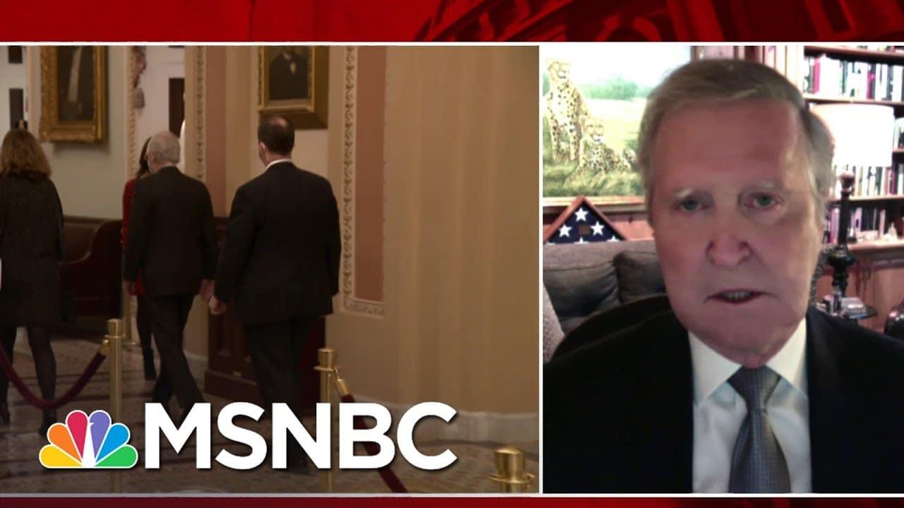Fmr. Defense Secy. Cohen Urges GOP Senators To Convict: The Constitution Is Worth Defending | MSNBC 2