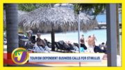 Tourism Dependent Business Calls for Stimulus: TVJ Business Day - January 31 2021 2