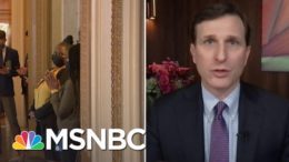 Goldman: Trump Does Not Have To Be 'But For Cause' Of Violence In Order To Be Guilty | MSNBC 5