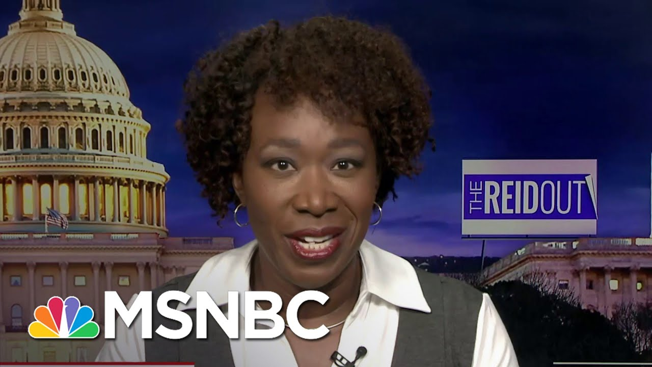 Trump's Defense 'A Blizzard Of Lies, Conspiracy Theories, Whataboutism, & BS'   The ReidOut   MSNBC 1