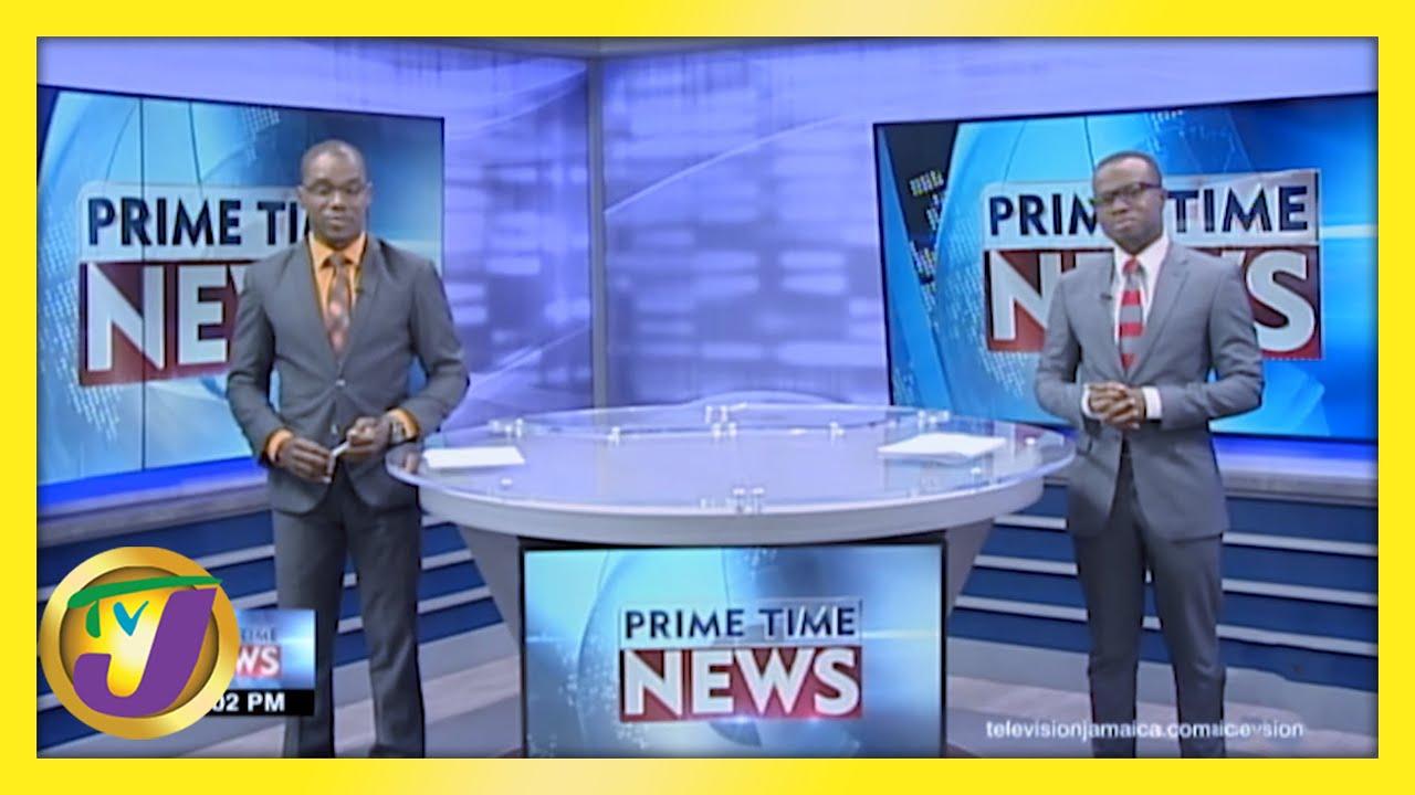 TVJ News: Jamaica News Headlines - February 11 2021 1