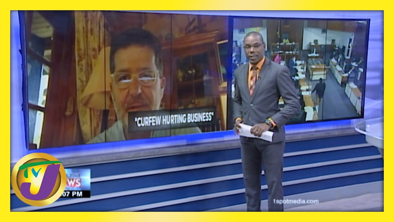 Is New Curfew Hurting Business in Jamaica - February 11 2021 1