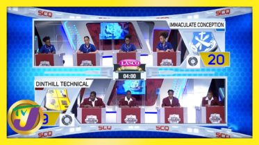 Immaculate Conception vs Dinthill Technical: TVJ SCQ 2021 - February 11 2021 6