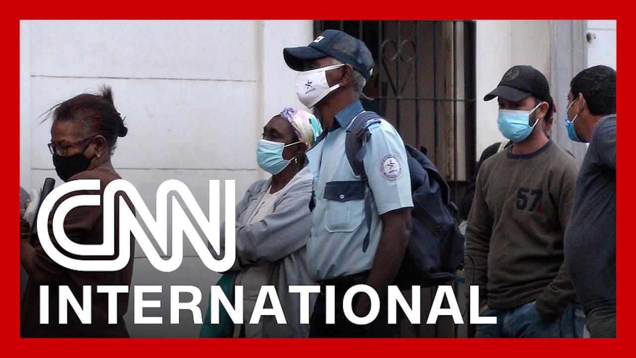 CNNi: Food crisis worsens in Cuba as coronavirus spikes 1