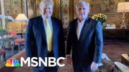 Trump Was Indifferent To Riot Threat In Call With McCarthy | The 11th Hour | MSNBC 7