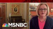 McCaskill: Senators Considering Stipulation To Enter Written Testimony Into Record   MSNBC 5