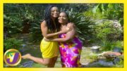 Mother-Daughter Love, Alaine & Myrna Laughton: TVJ Smile Jamaica - February 12 2021 2