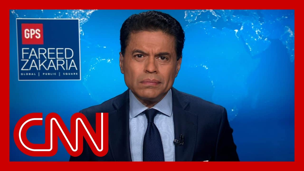 Fareed Zakaria: Biden's foreign policy plans are 'worrying' 1