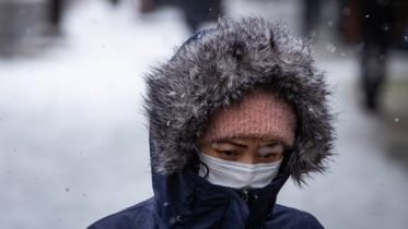 Extreme cold weather warnings issued for five provinces 6